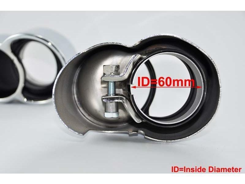 porsche 911 mk5 996 39 99 39 04 porsche 911 996 turbo embouts chappement. Black Bedroom Furniture Sets. Home Design Ideas