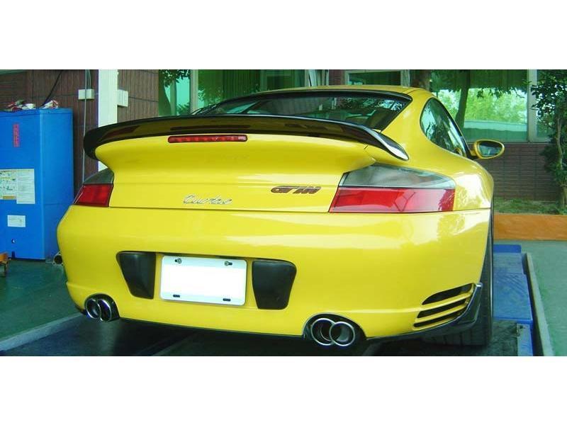 Porsche 996 Turbo >> Porsche 911 996 Turbo Exhaust Tips
