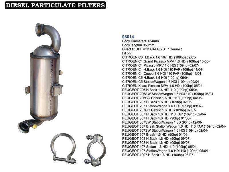 citroen c3 mk1  u0026 39 02 citroen filtro