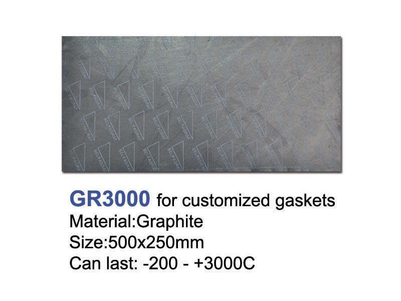 Graphite Sheet for Custom Gaskets
