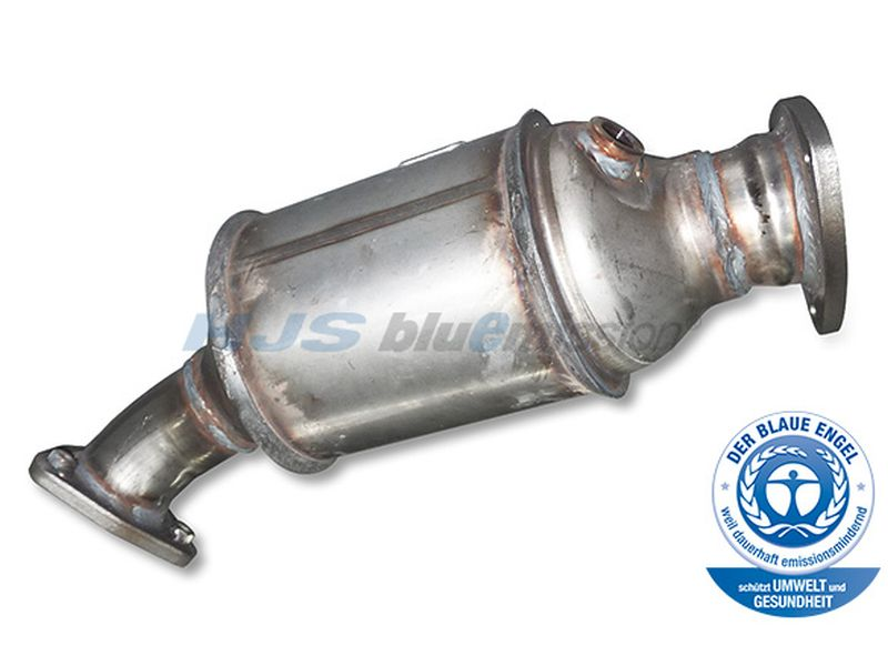 5 96114005: Audi A4 Catalytic Converter At Woreks.co