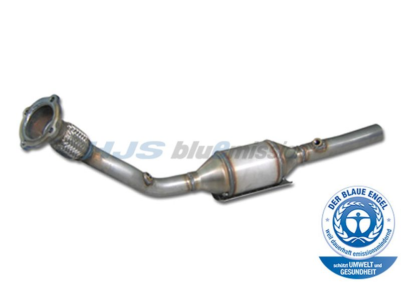 5 96114073: Audi A3 Catalytic Converter At Woreks.co