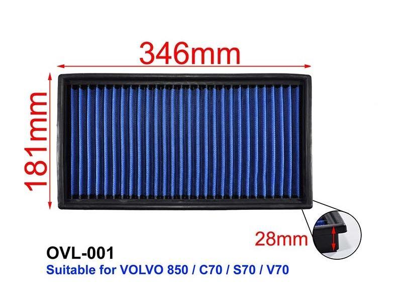 Luftfilter Volvo 850 S70 V70