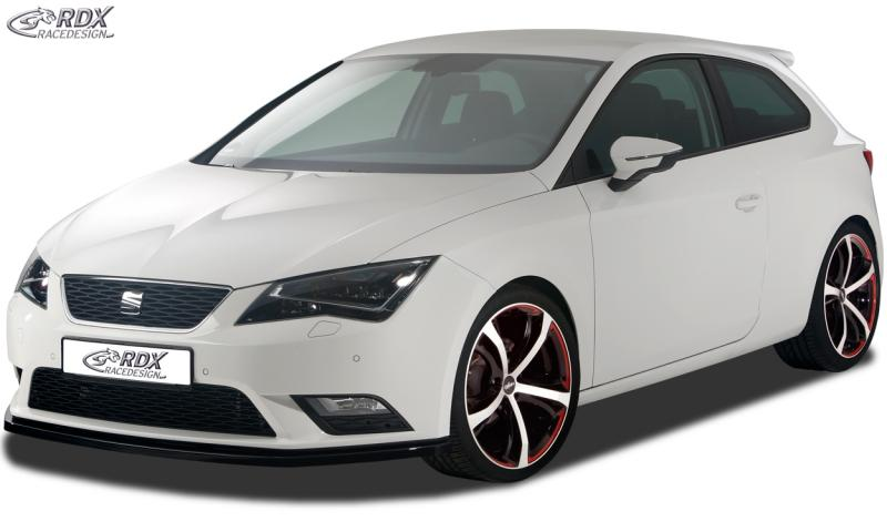 seat leon mk3 5f 39 12 rdx aileron becquet avant seat. Black Bedroom Furniture Sets. Home Design Ideas
