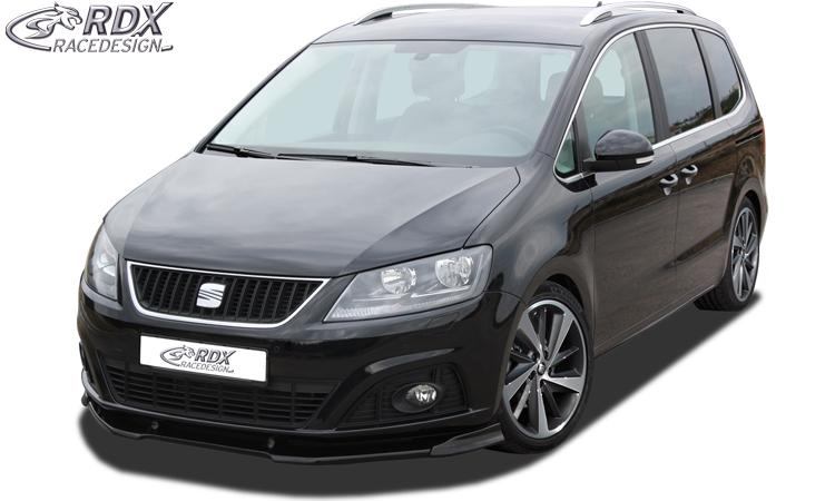 seat alhambra mk2 7n 39 10 rdx front spoiler vario x. Black Bedroom Furniture Sets. Home Design Ideas