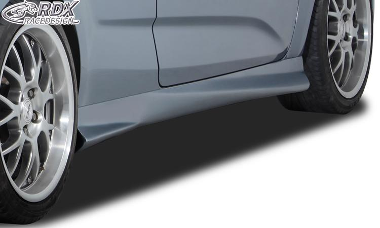 RDX Side Skirts for KIA CEED /& PRO CEED Type ED